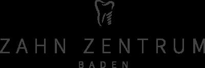 Zahnzentrumbaden Logo